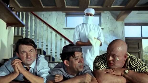Герои любимых советских фильмов исполняют песню Земфиры «Хочешь»