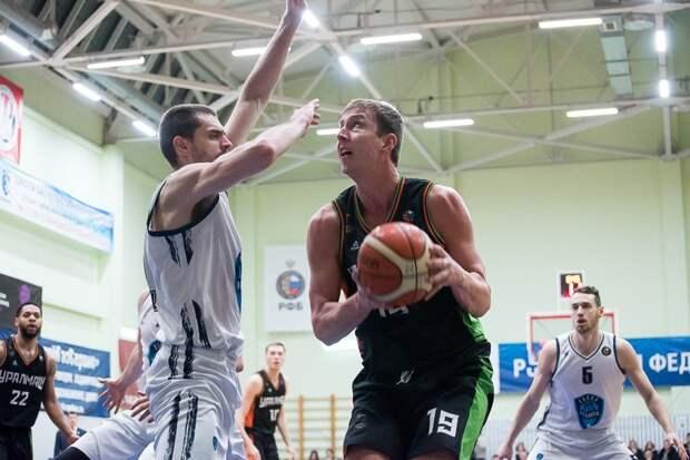 Еще один баскетболист перешел из «Уралмаша» в ижевский клуб «Купол-Родники»