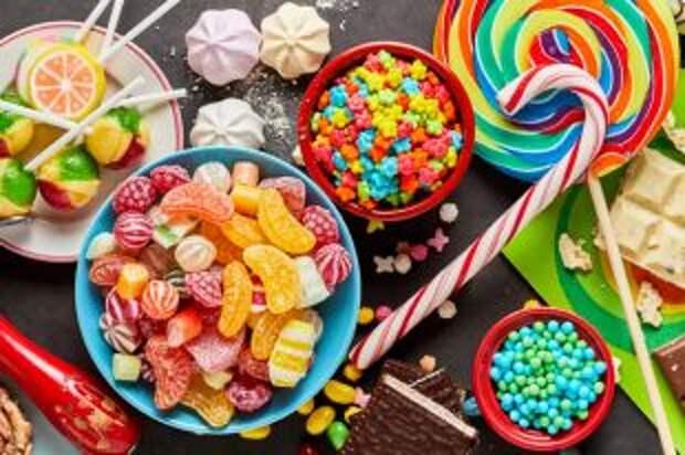 Какие конфеты наиболее вредны для зубов?