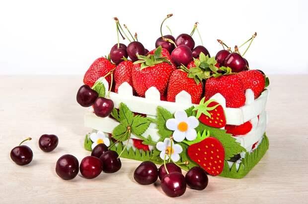 В Роспотребнадзоре по ЮВАО дали советы по выбору сезонных ягод