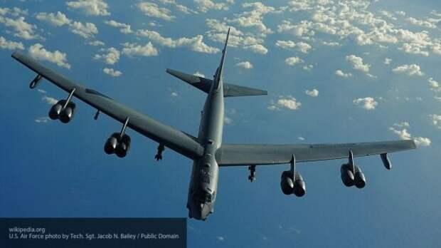 Бомбардировщики ВВС США будут регулярно патрулировать небо над Украиной