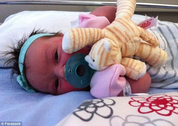 Baby girl Victoria was snatched when she was a day old by a woman dressed in hospital scrubs