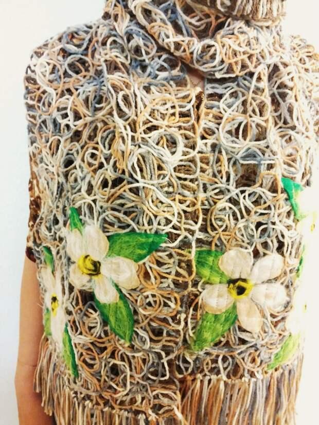 Crazy wool ...и много красоты