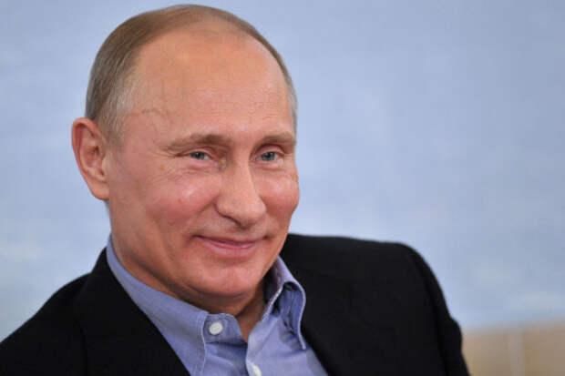 Главной гордостью страны россияне считают президента Путина