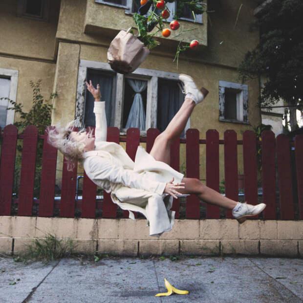 Фотоработы, что бросают вызов гравитации
