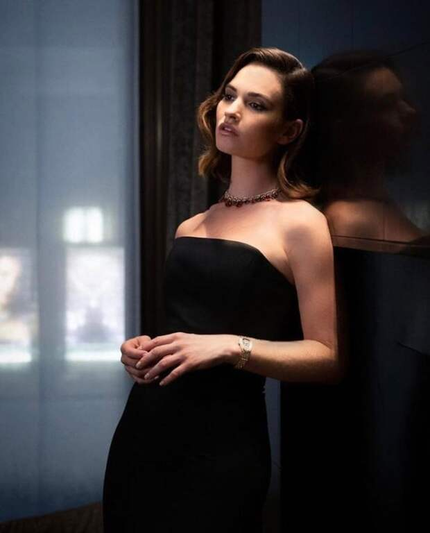 6 фактов о британской актрисе Лили Джеймс, которая играла Наташу Ростову
