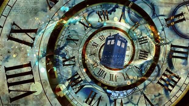Ученые считают возможным путешествия во времени