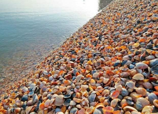 Интересные природные особенности Азовского моря. А вы знали о них?