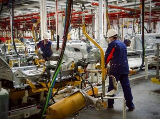 Завод PSA Mitsubishi в Калуге приостанавливает производство