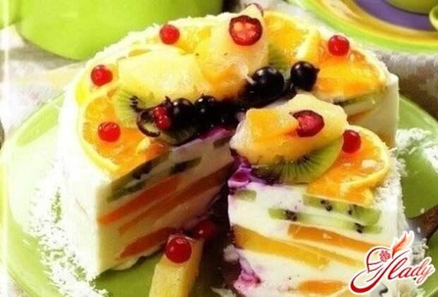 Торт Изумрудная черепаха – эффектный десерт на скорую руку
