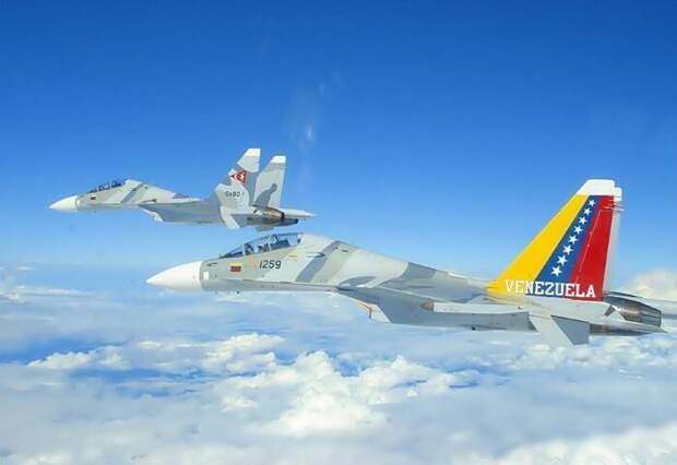 ВВС Колумбии едва не сбили российский правительственный Ил-96-300