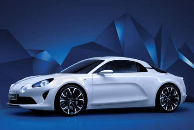 Сила Mercedes-AMG: спорткары Alpine вырастут на немецких дрожжах