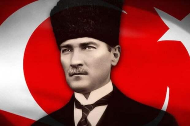 Мустафа Кемаль-паша Ататюрк - человек, уничтоживший старую Турцию