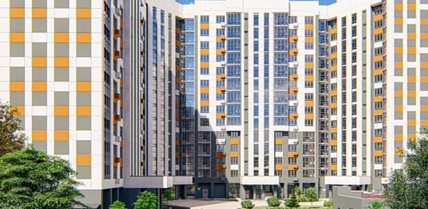 Дом по программе реновации в Зеленограде введут в 2022 году