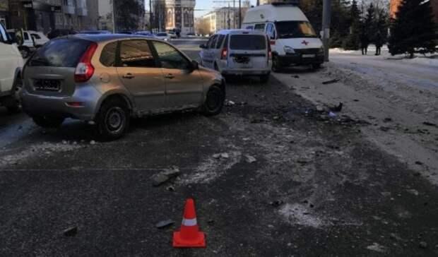 ВДТП напроспекте Победы вОренбурге пострадали три человека
