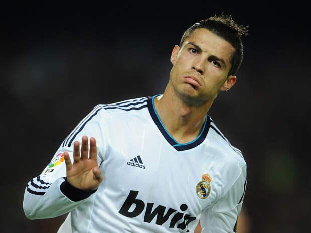 Роналду продал права на свой образ миллиардеру из Азии