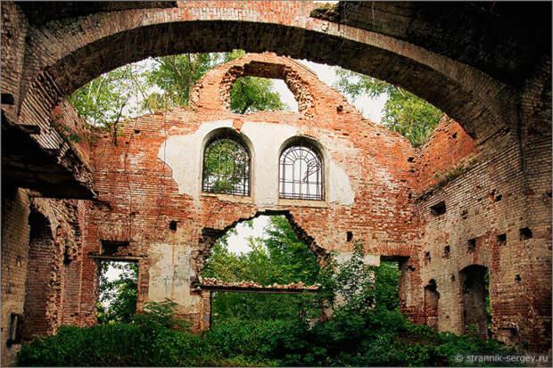 Саблер - церковь Ионна Богослова в селе Богословском