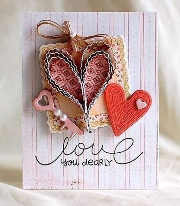Идеи - подборка валентинок