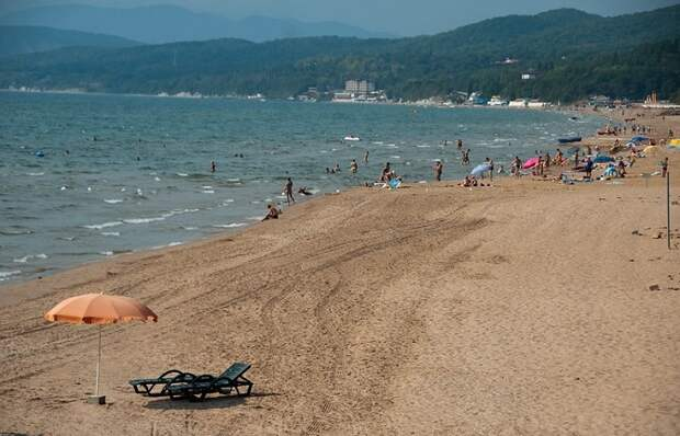 На Кубани в муниципальную собственность передали почти 90 га пляжей