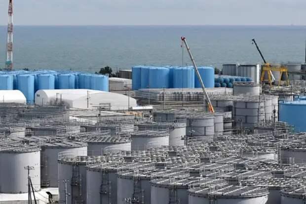 Японцы предложили разбавить водой с АЭС «Фукусима» воду у побережья Владивостока