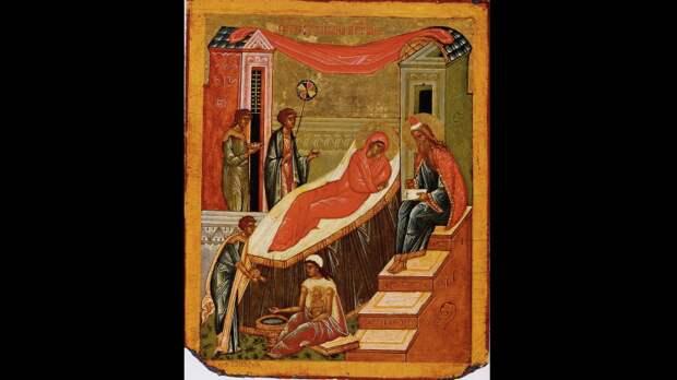 День памяти родителей Иоанна Предтечи: история пророка Захарии и праведной Елисаветы