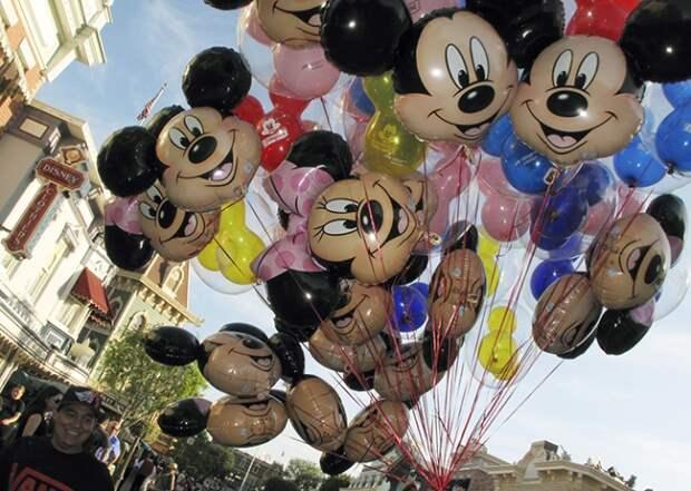 2. The Walt Disney Company