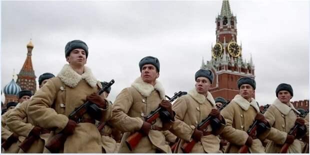 Александр Роджерс: Бойтесь усталости русских...
