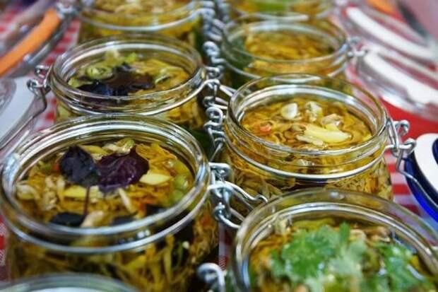 Маринованные баклажаны по-сицилийски (сырые)