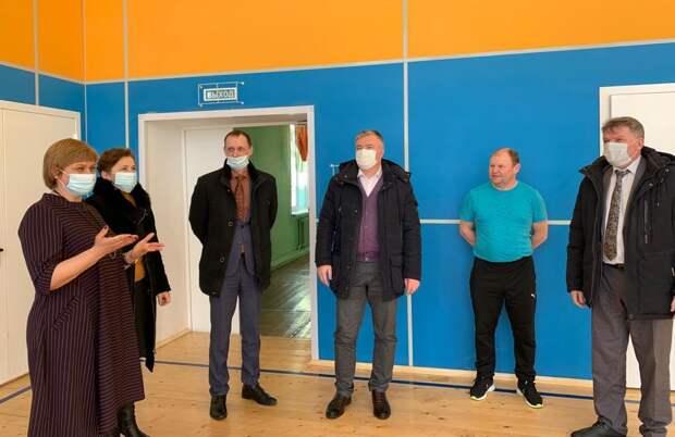 Артем Кавинов: «Очень важно, что школы современного формата сегодня появляются на малых территориях региона»