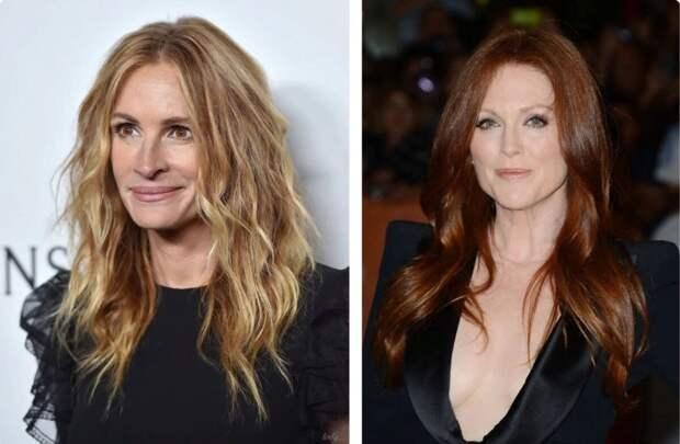 Женщины в возрасте с длинными волосами: стричь или отращивать