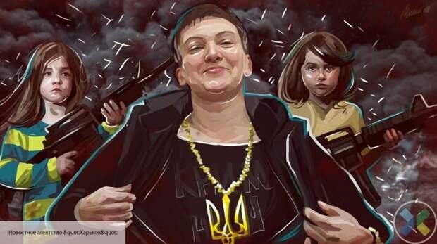 «Ей придется отвечать»: Журавко напомнил о преступлениях Савченко на Майдане и в Донбассе