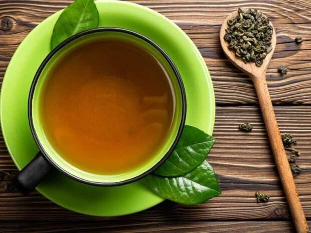 Ученые признали зеленый чай эффективным средством против супербактерий