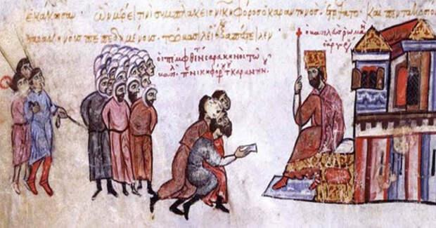 «Гибель империи. Византийский урок»