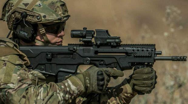 Новое оружие мирового спецназа