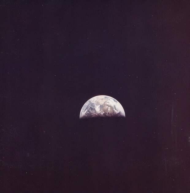 1969. май. Цель - Земля