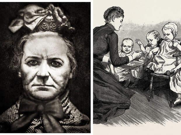 «Людоедка из Рединга»: история Амелии Дайер — самой жестокой убийцы викторианской эпохи