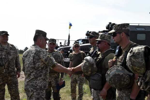 Донбасс посетили венгры и датчане, а Великобритания расширяет влияние на Киев
