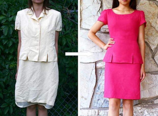 Как мама-дизайнер превращает старые вещи в стильные наряды для себя и дочерей