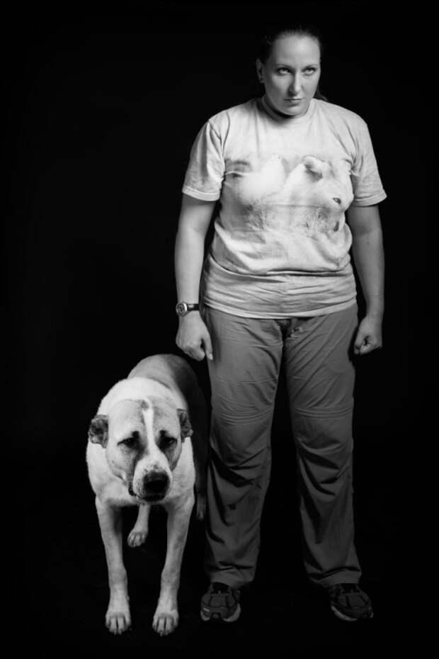Язык эмоций: собаки как люди. Удивительная фотосессия