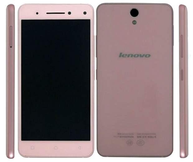 Смартфон Lenovo Vibe S1 получит 5-дюймовый экран Full HD