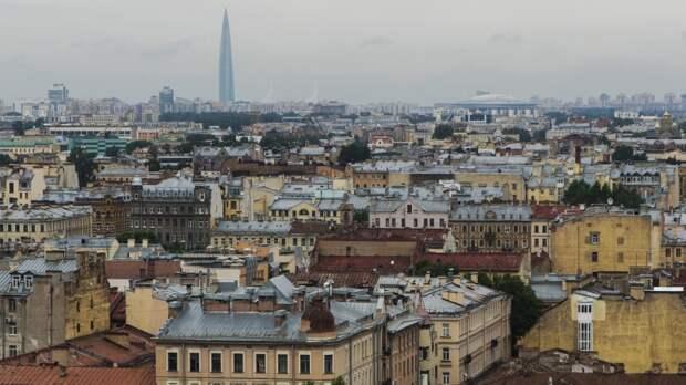 Застройщиков могут обязать согласовывать облик объектов строительства в Санкт-Петербурге