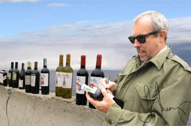 """Лидер группы """"Машина времени"""" давно увлекается виноделием. Фото - fortltd.ru"""