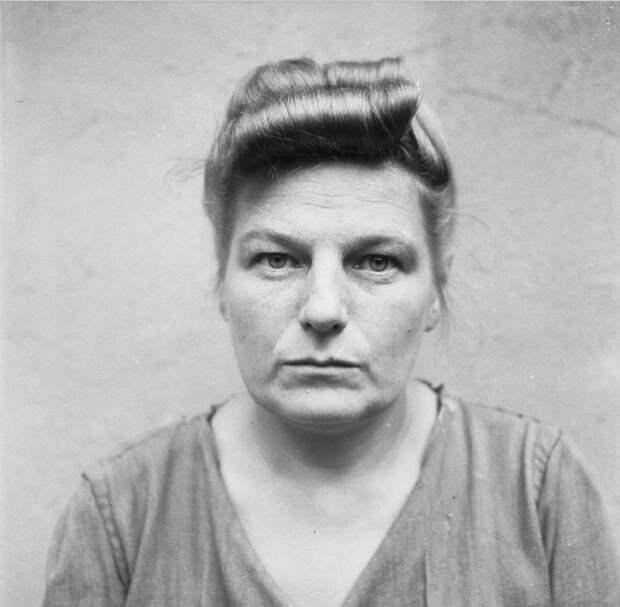 Герта Элерт (Herta Ehlert) (15 лет заключения)