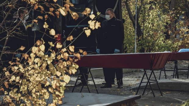 Продолжительность жизни резко упала из-за коронавируса вРостовской области