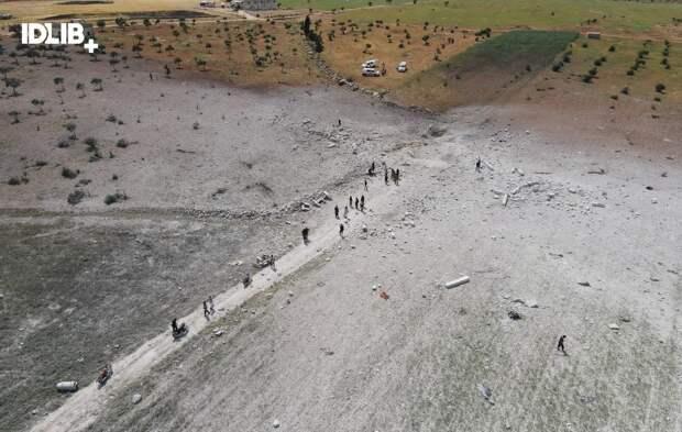 Уничтожение мирного склада боеприпасов в Фуа