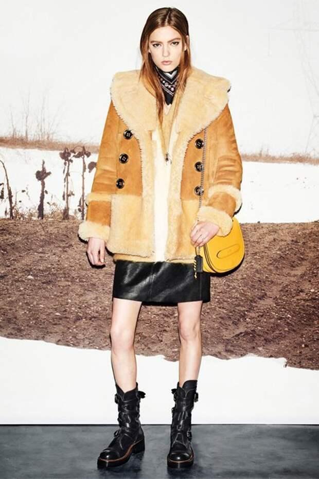 Что носить зимой: 10 модных образов для холодной погоды