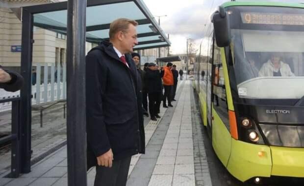 Мэр Львова озаботился моралью при покупке белорусских автобусов