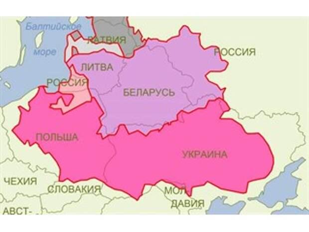 Польша и Прибалтика пытаются «проглотить» Белоруссию и подставить Россию