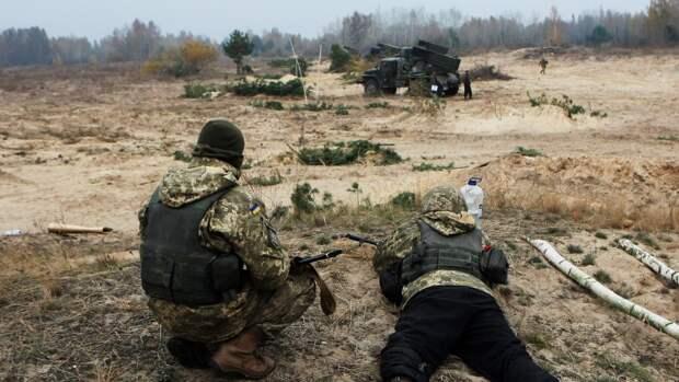 Власти ЛНР обвинили ВСУ в массовом минировании дорог в Донбассе