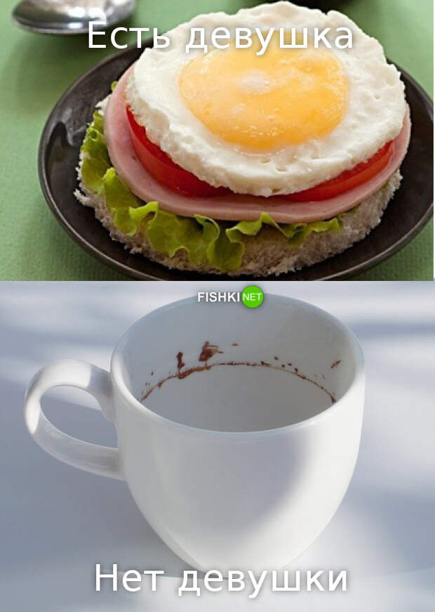 Завтрак девушка, пара, семья